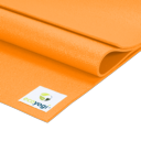 Studio yoga mat oranje close up